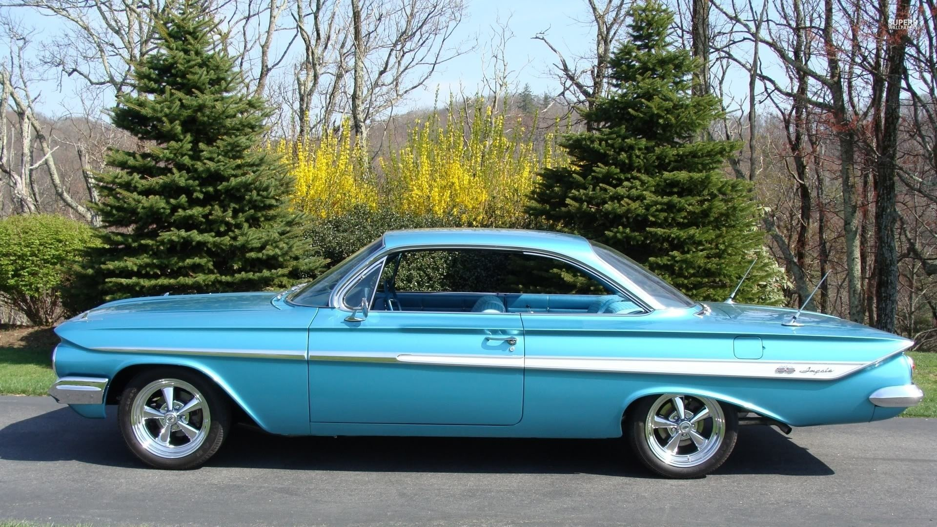 1959 Chevrolet Impala Hardtop wallpapers HD quality