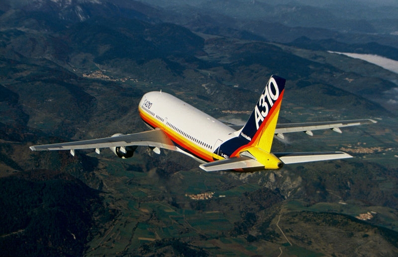 Airbus A310 wallpapers HD quality