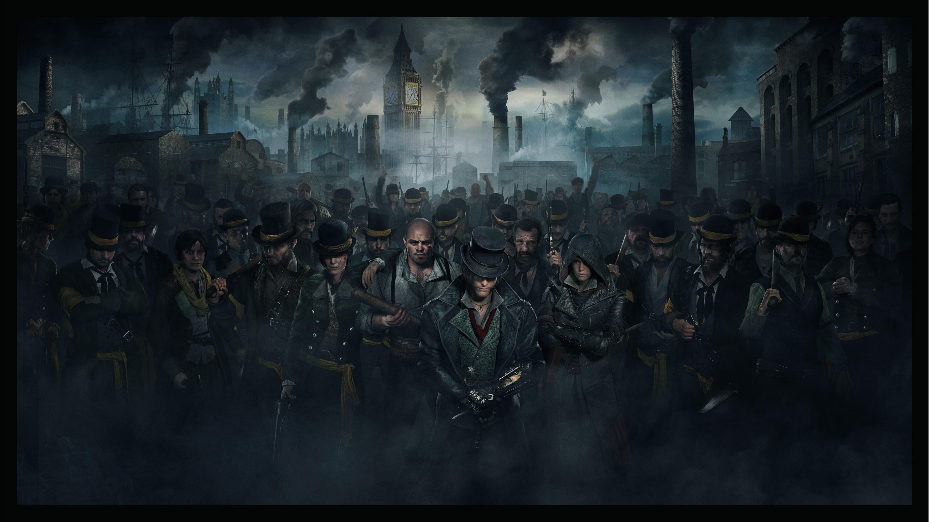 Assassins Creed Syndicate wallpapers HD quality