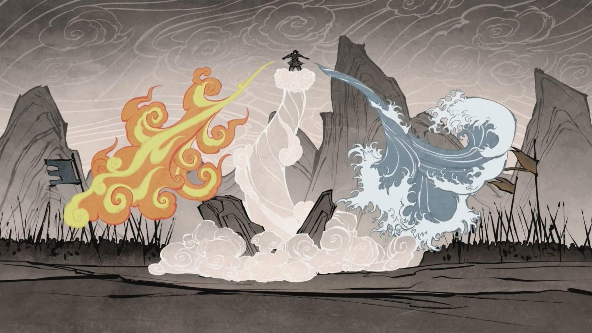 Avatar The Legend Of Korra wallpapers HD quality