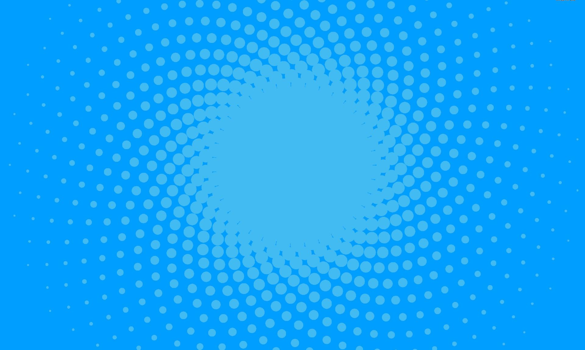 Blue circles wallpapers HD quality