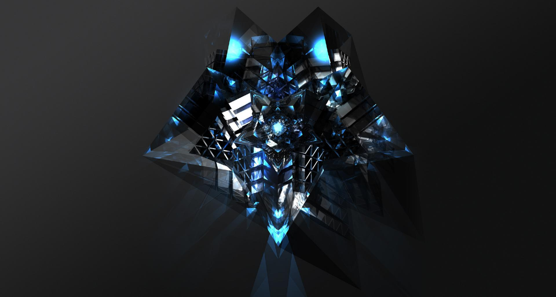 Blue diamond wallpapers HD quality