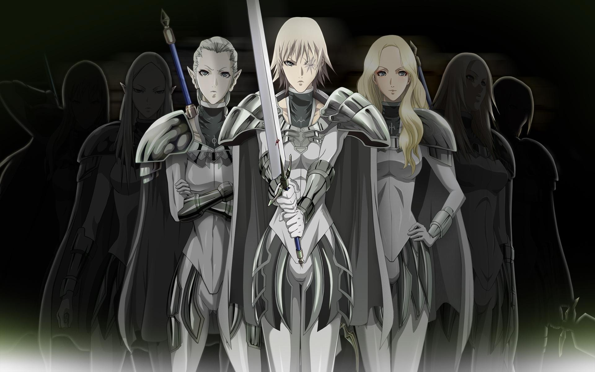 Claymore wallpapers HD quality