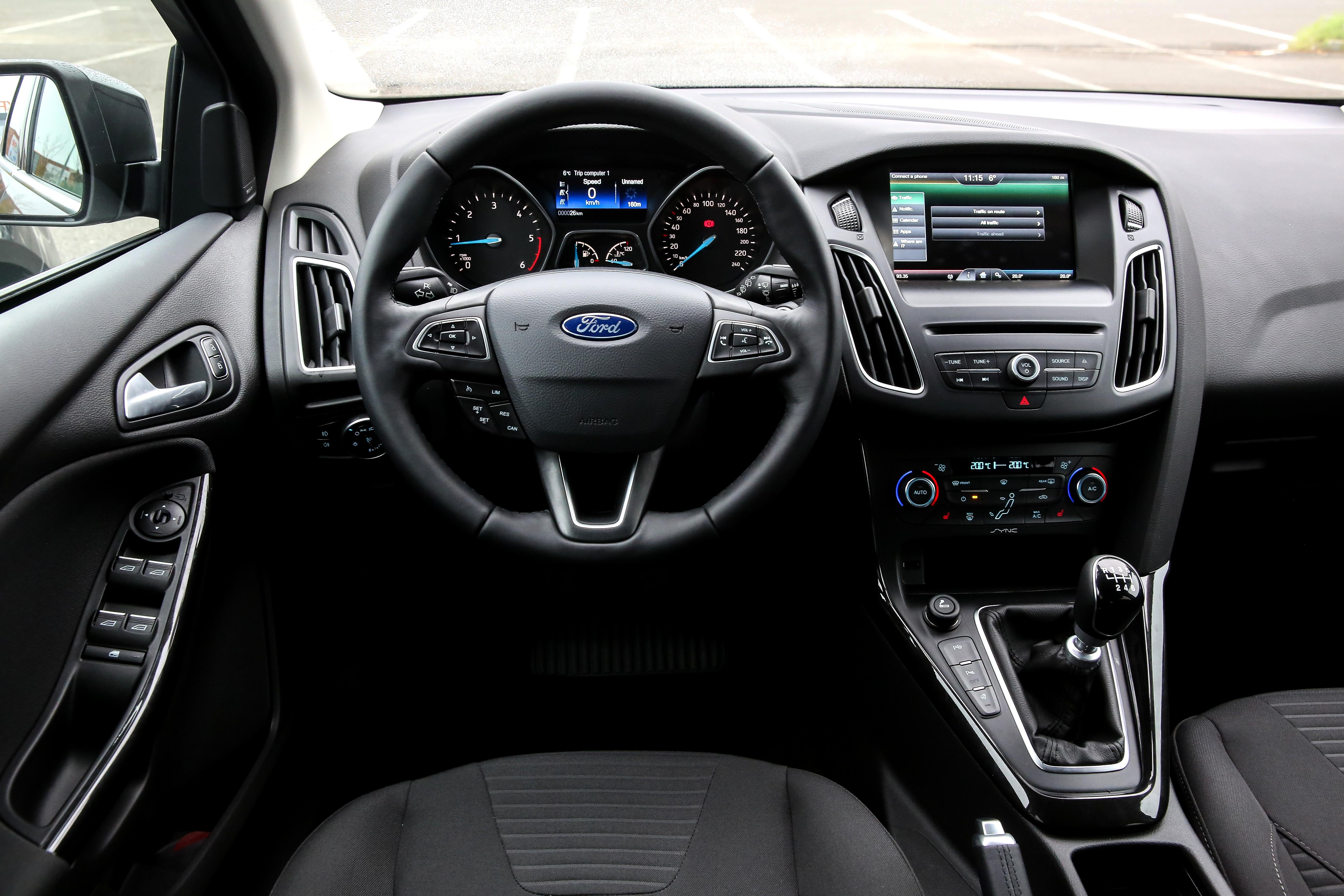 Ford Focus 2015 wallpapers HD quality