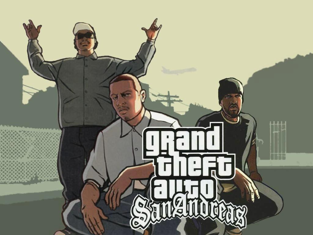 Grand Theft Auto San Andreas wallpapers HD quality