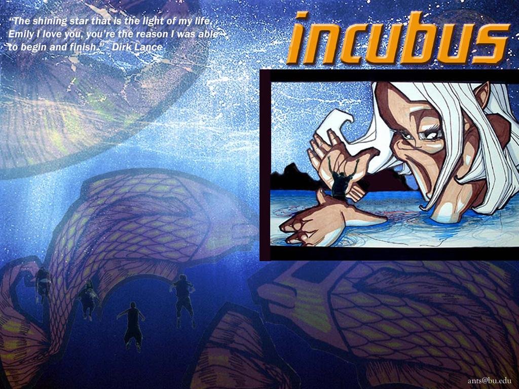 Incubus wallpapers HD quality
