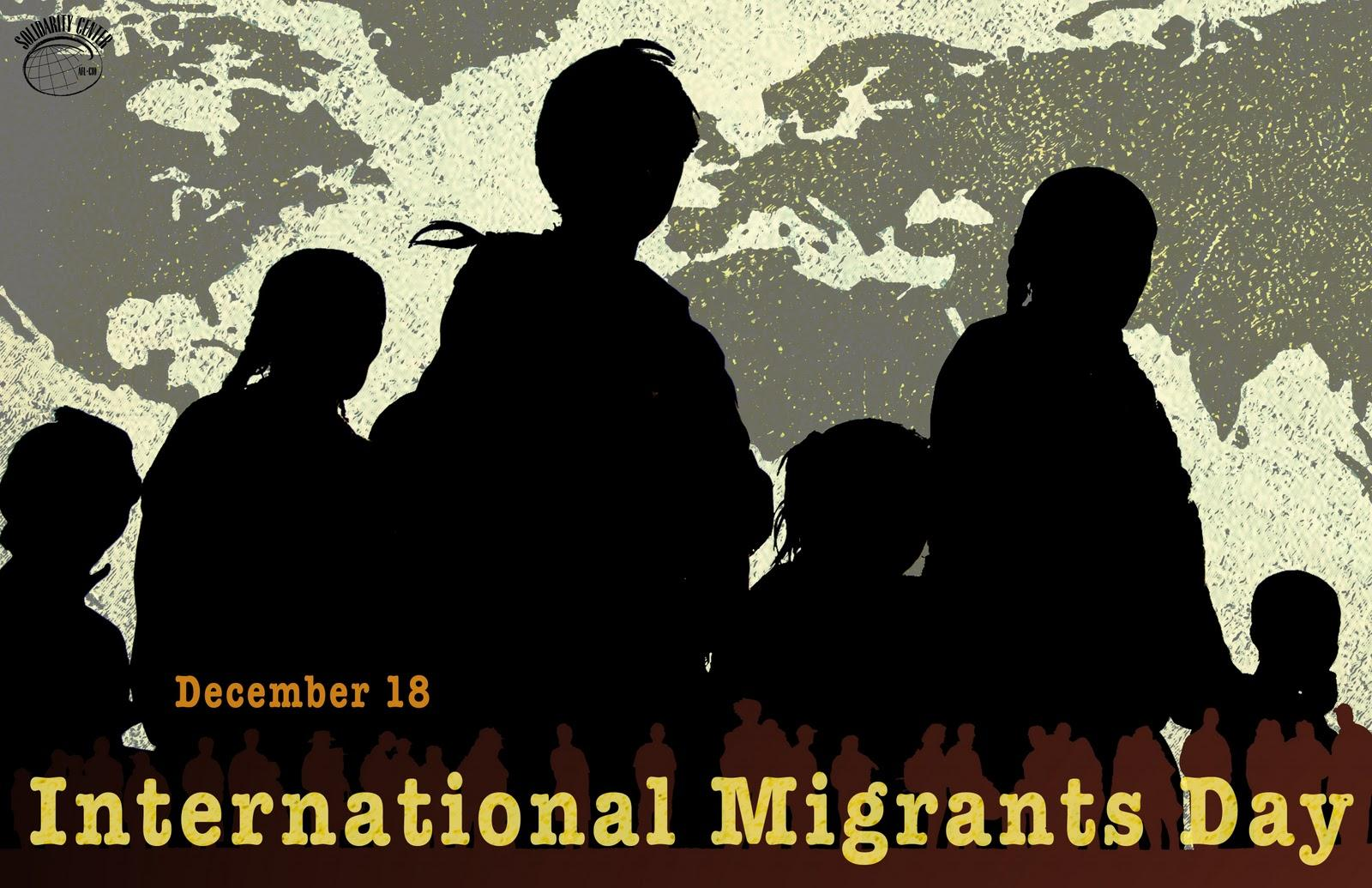International Migrants Day wallpapers HD quality