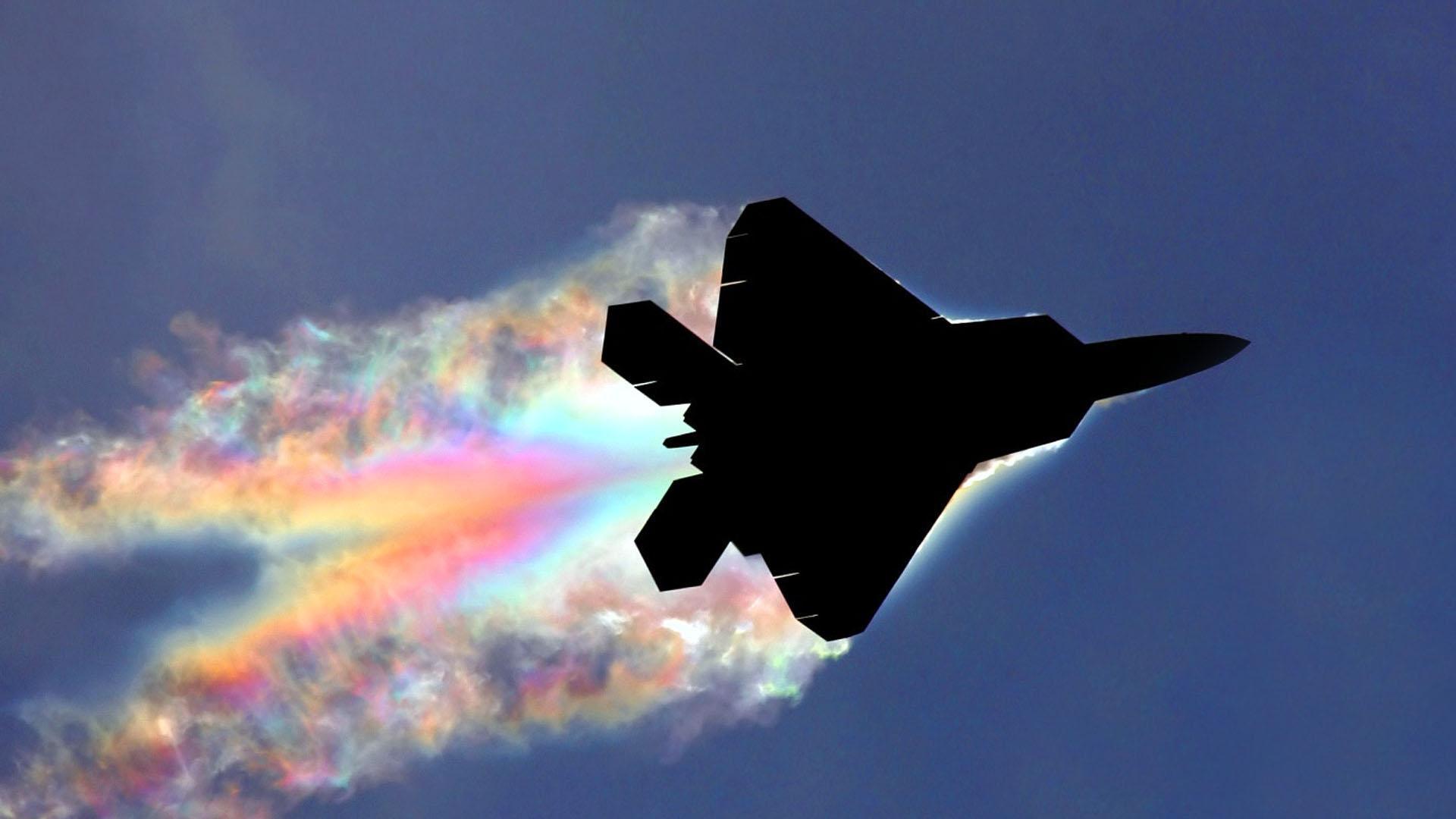 Lockheed Martin F-22 Raptor wallpapers HD quality