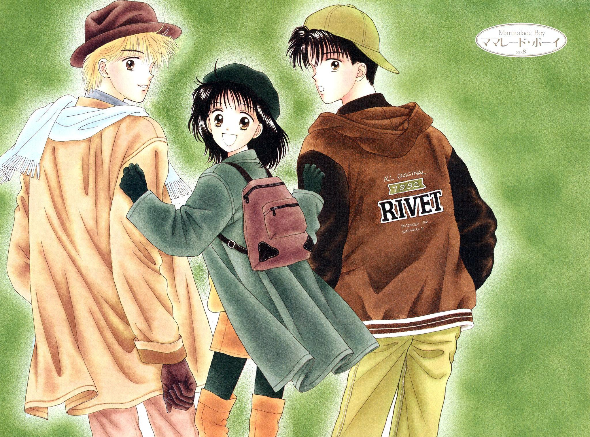 Marmalade Boy wallpapers HD quality