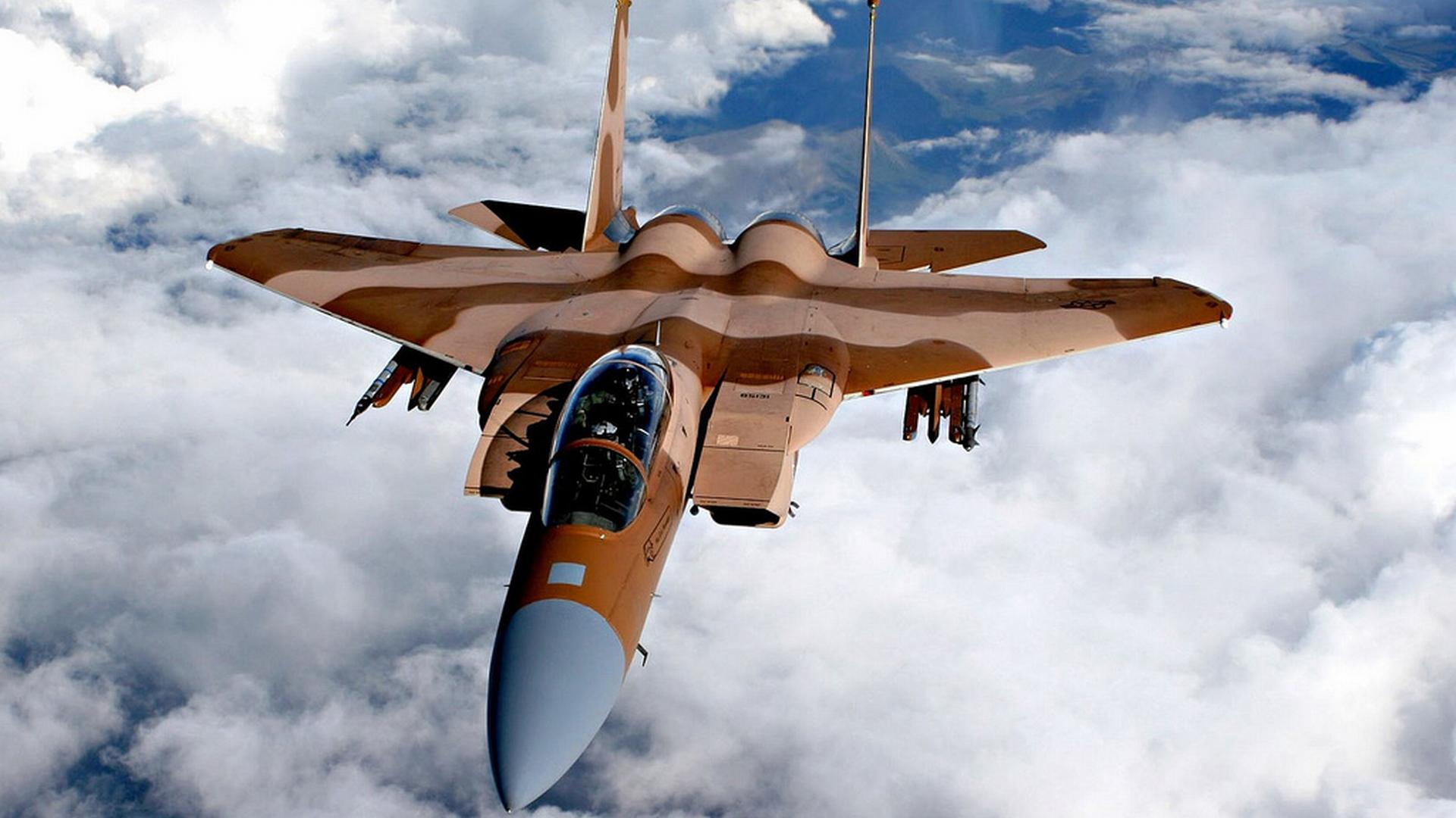 McDonnell Douglas F-15 Eagle wallpapers HD quality