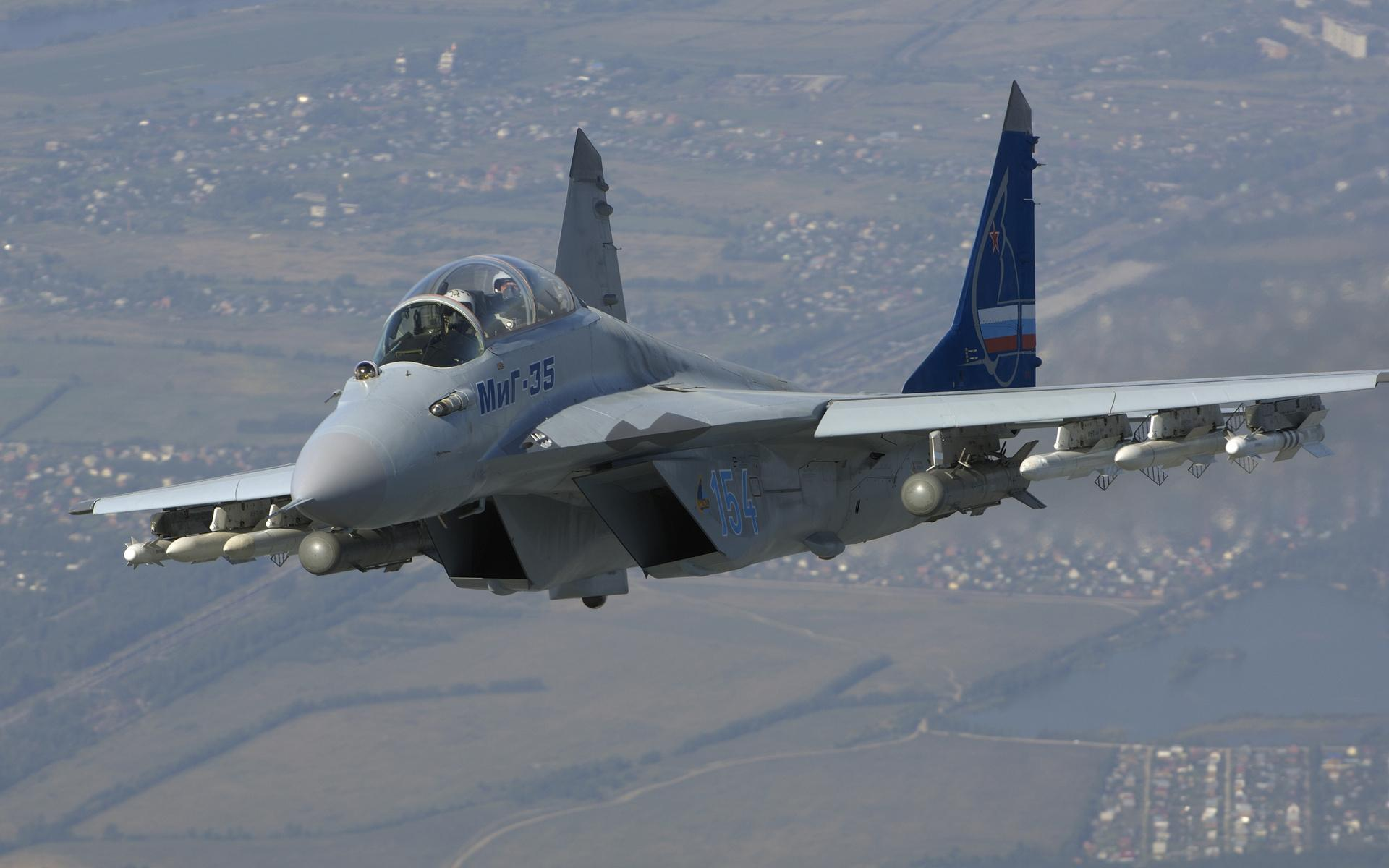 Mikoyan MiG-35 wallpapers HD quality