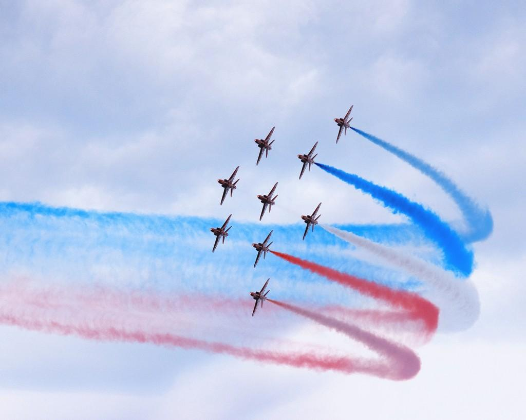 Red Arrows wallpapers HD quality