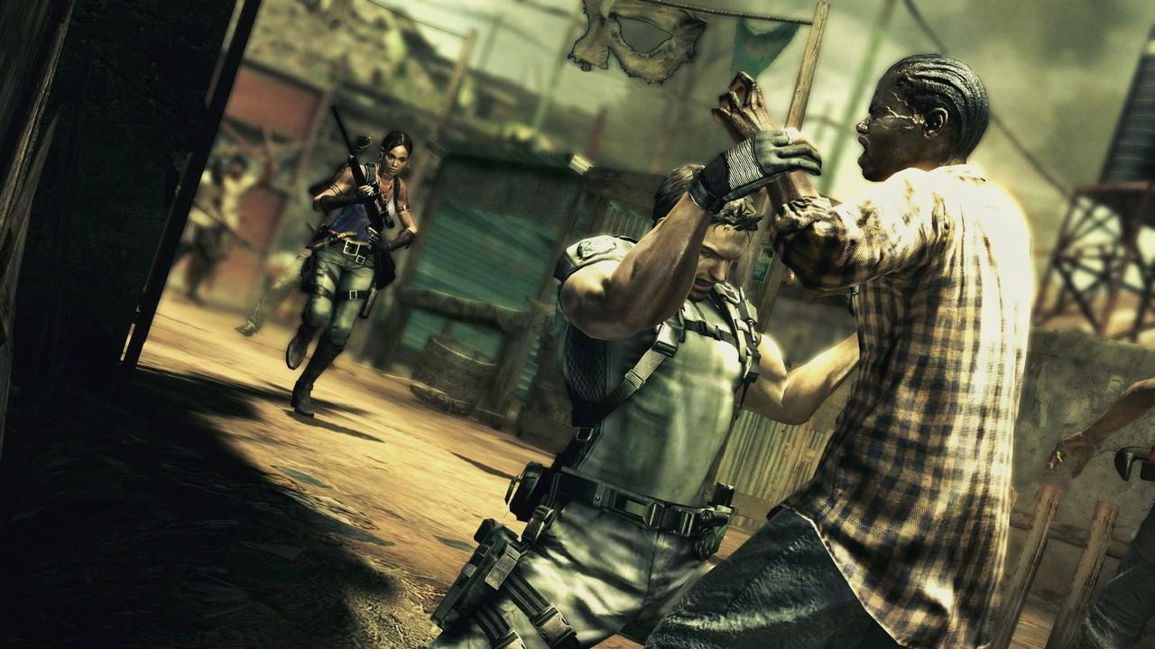 Resident Evil 5 wallpapers HD quality