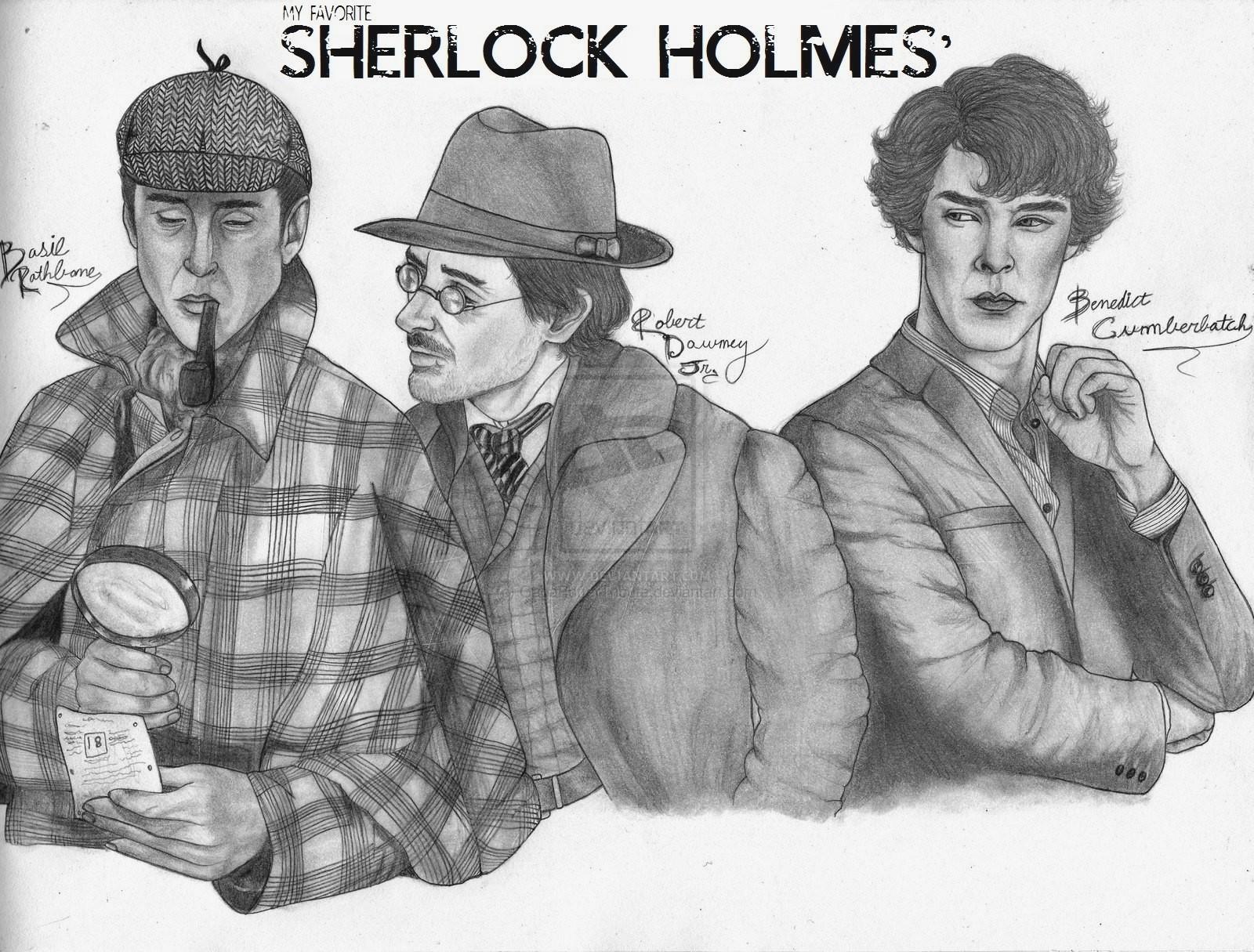 Sherlock Holmes wallpapers HD quality