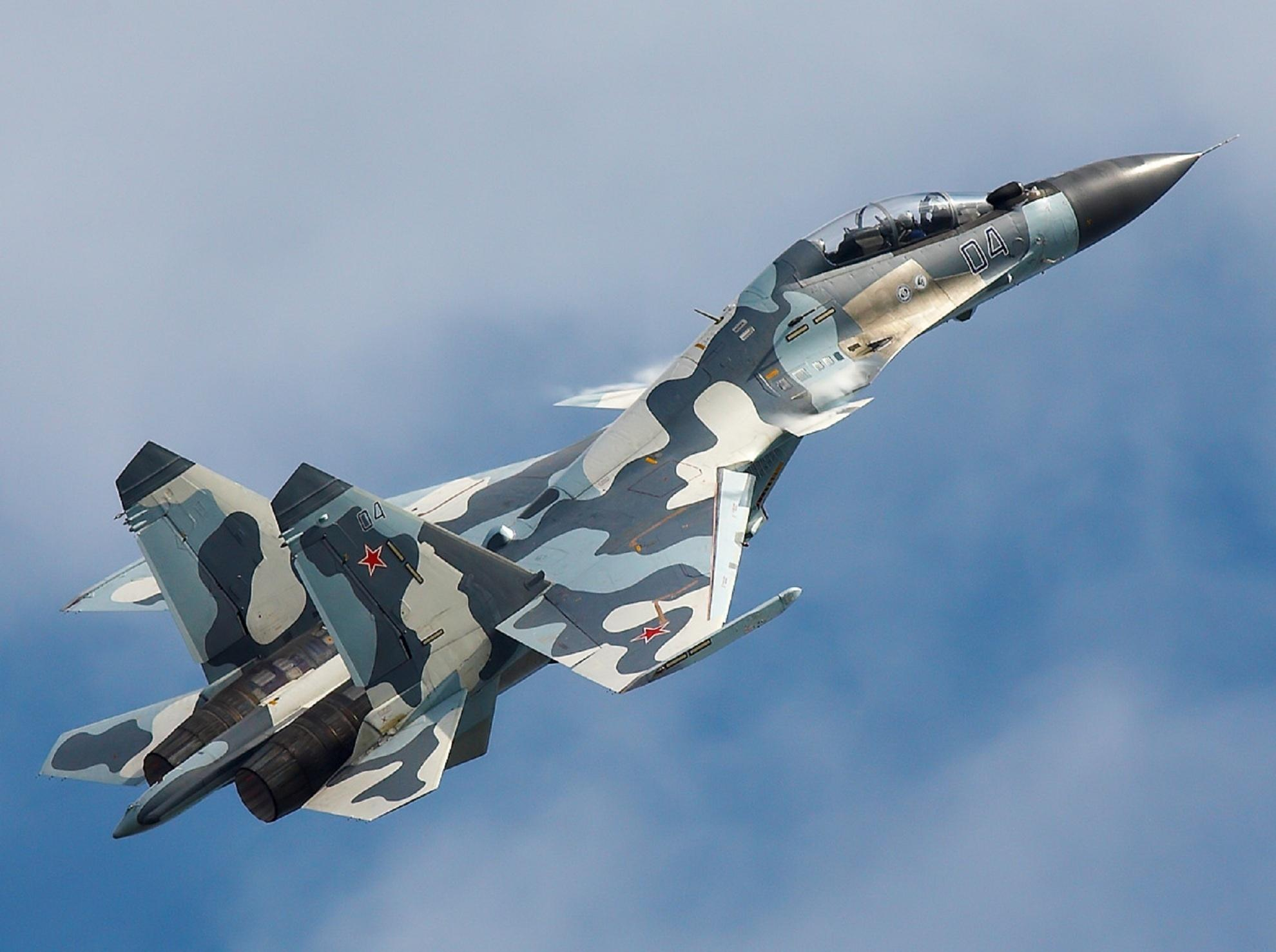 Sukhoi Su-30 wallpapers HD quality