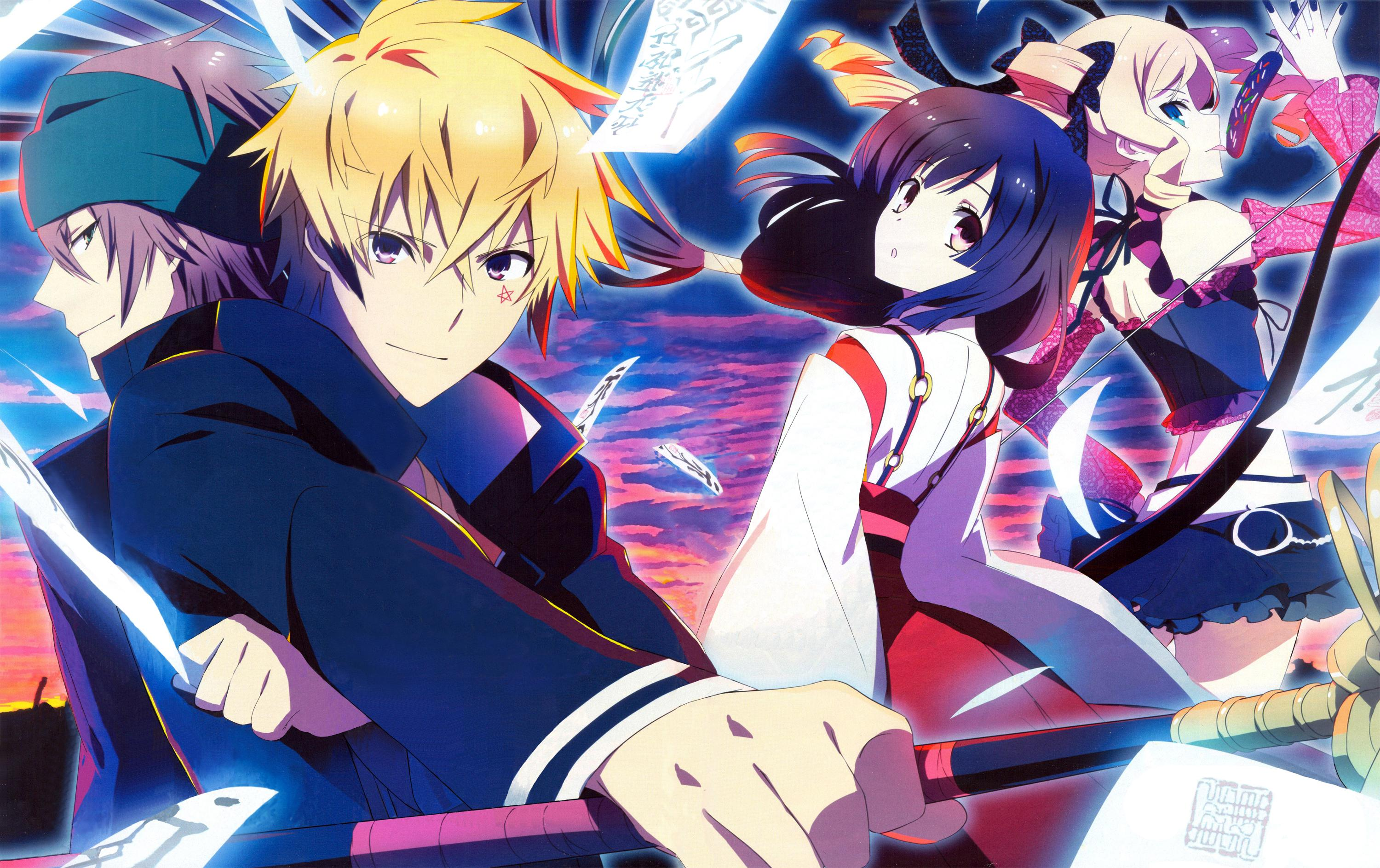Tokyo Ravens wallpapers HD quality
