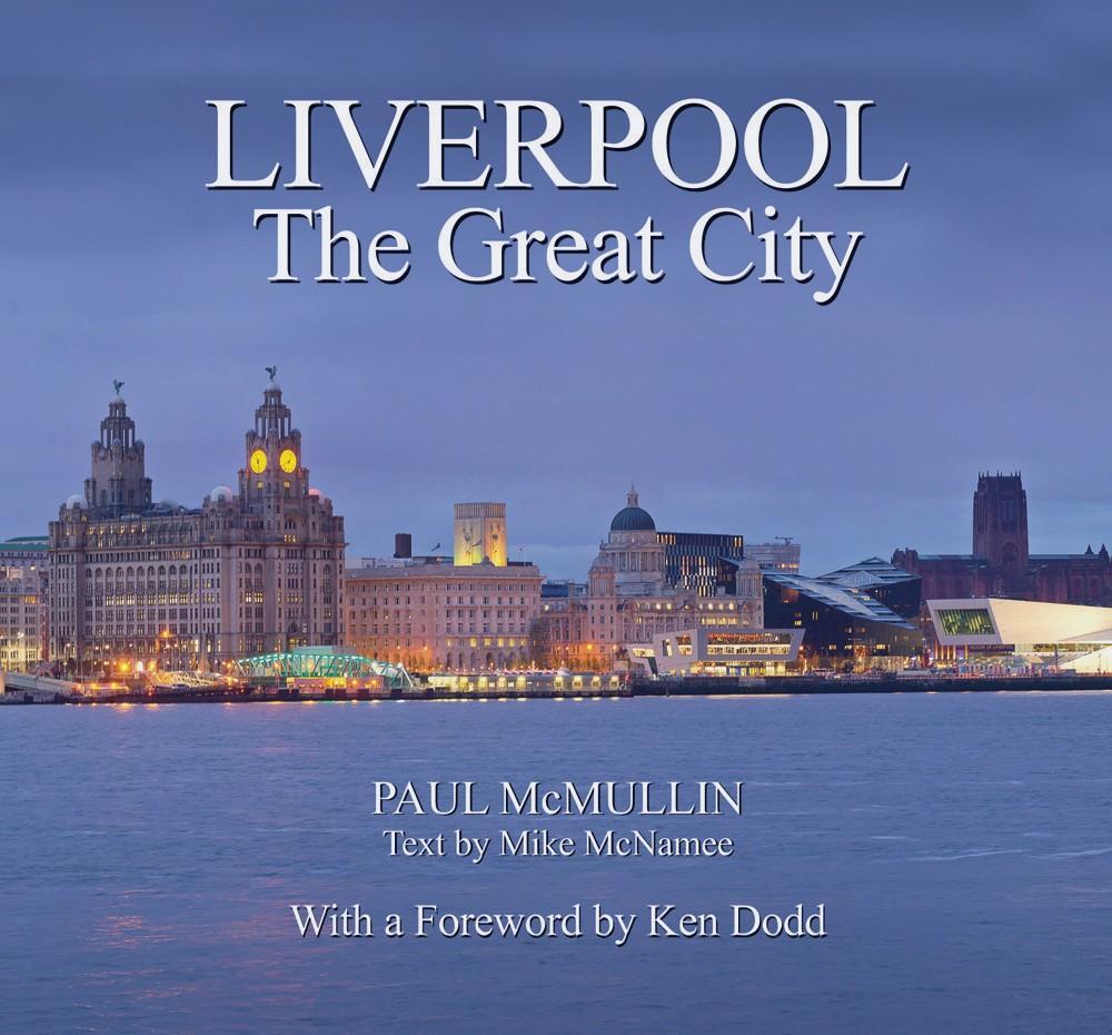 Liverpool City Wallpaper HD Download