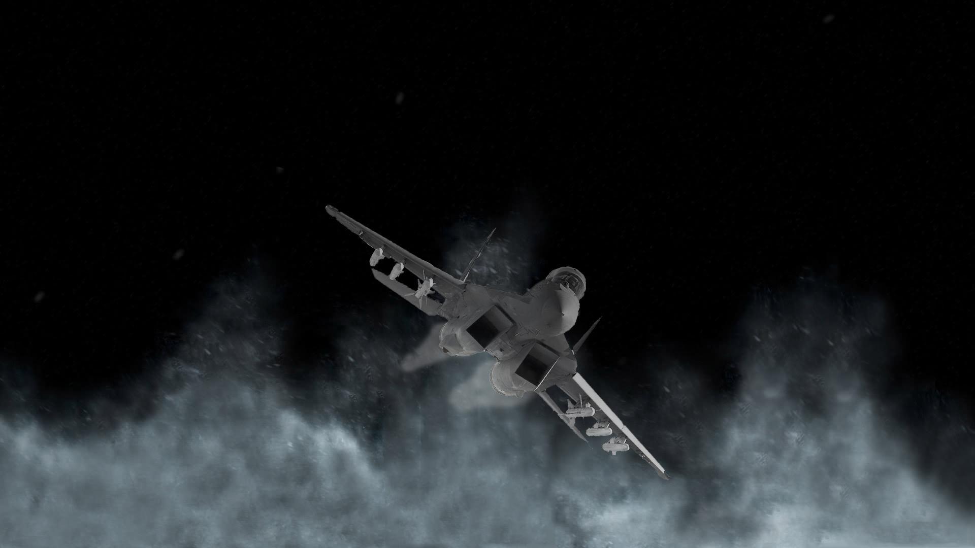 Черный истребитель  № 3755954 без смс
