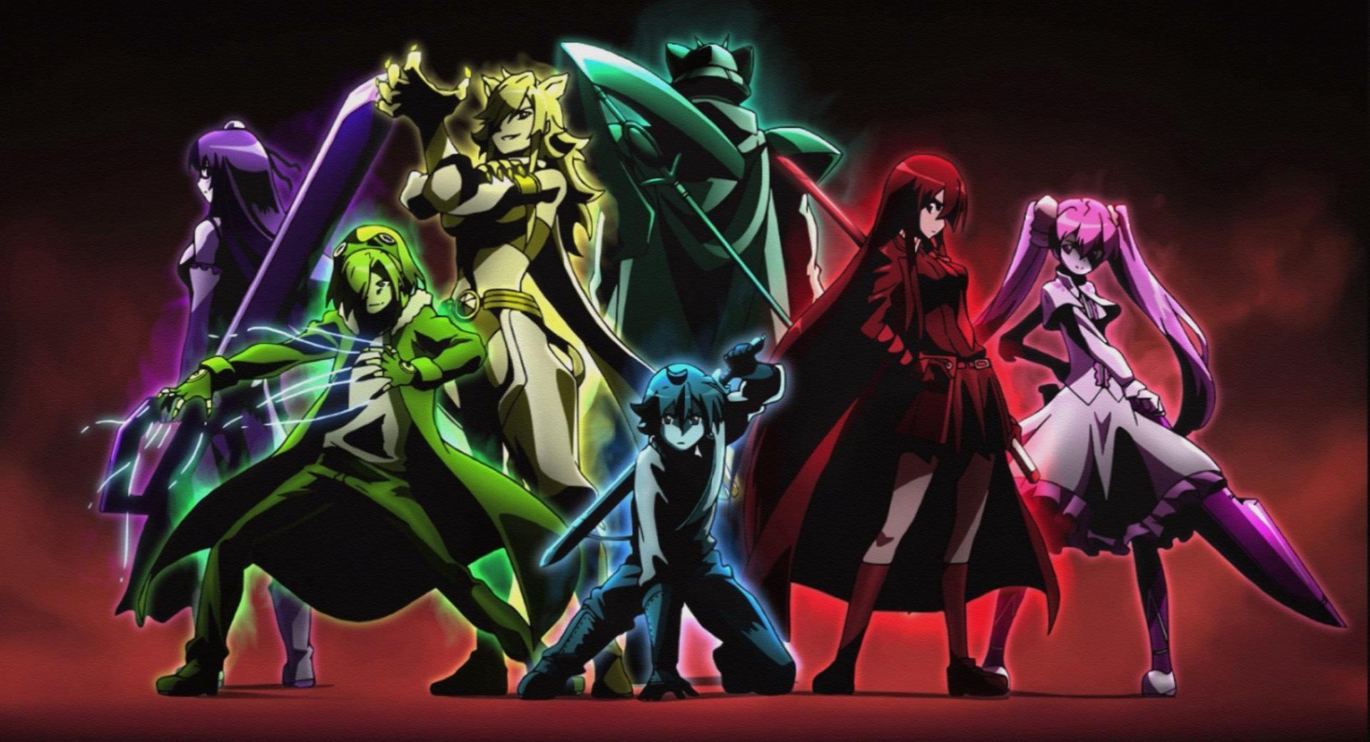 Akame Ga Kill Wallpaper: Akame Ga Kill Wallpaper HD Download