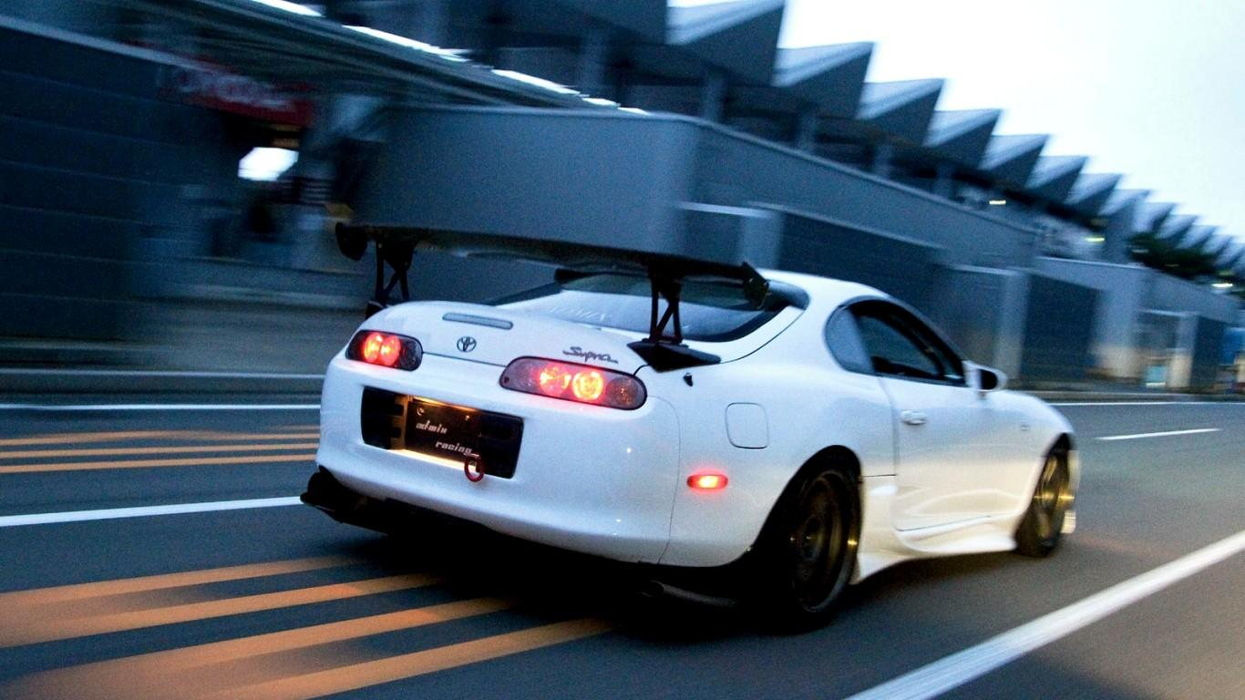Toyota Supra Wallpaper Hd Download