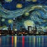 Starry Night high definition wallpapers