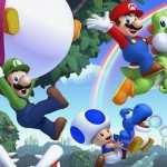 Super Mario hd pics