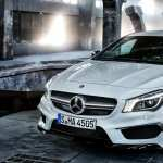 Mercedes Benz Cla 45 Amg free wallpapers