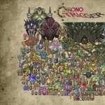 Chrono Trigger desktop wallpaper