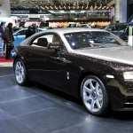 Rolls-Royce Wraith desktop wallpaper