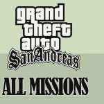 Grand Theft Auto San Andreas background