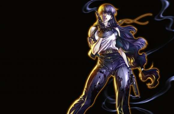 Black Lagoon Anime wallpapers hd quality
