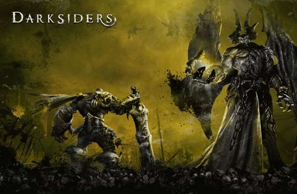 Darksiders wallpapers hd quality
