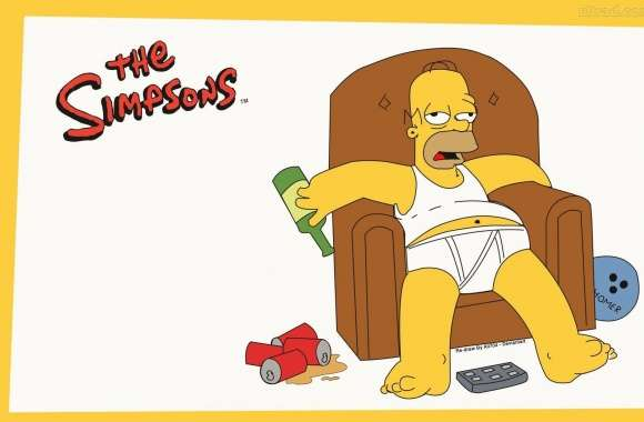 Homer Simpson wallpapers hd quality