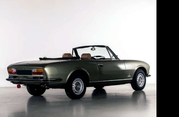 Peugeot 504 Cabriolet wallpapers hd quality