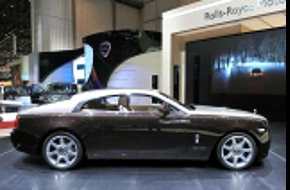 Rolls-Royce Wraith wallpapers hd quality