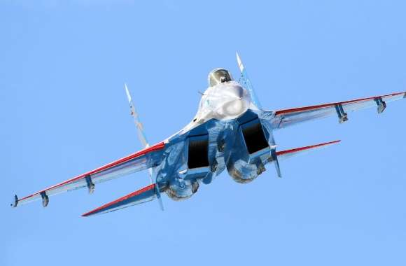 Sukhoi Su-27 wallpapers hd quality