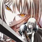 Claymore wallpapers for iphone