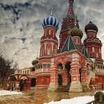 Moscow wallpapers for android