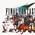 Final Fantasy VII new wallpapers