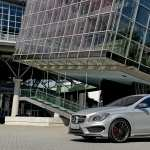 Mercedes Benz Cla 45 Amg desktop