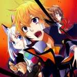 Tokyo Ravens wallpapers for iphone