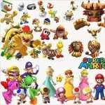 Super Mario pics