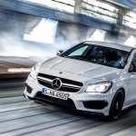 Mercedes Benz Cla 45 Amg pics