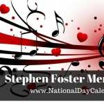 Stephen Foster Memorial Day images