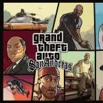 Grand Theft Auto San Andreas high quality wallpapers