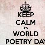 World Poetry Day 1080p