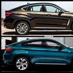 BMW X6 1080p