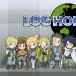 Log Horizon new photos