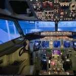 Boeing 737-800 hd wallpaper