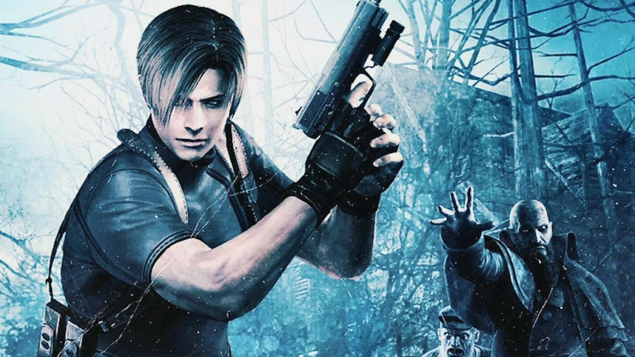 Resident Evil 4 Wallpaper HD Download